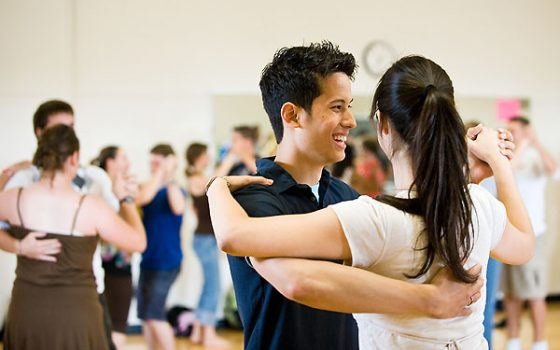 Social Dancing – Art or Sport?