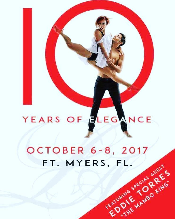 Elegant Rumba 10th year anniversary