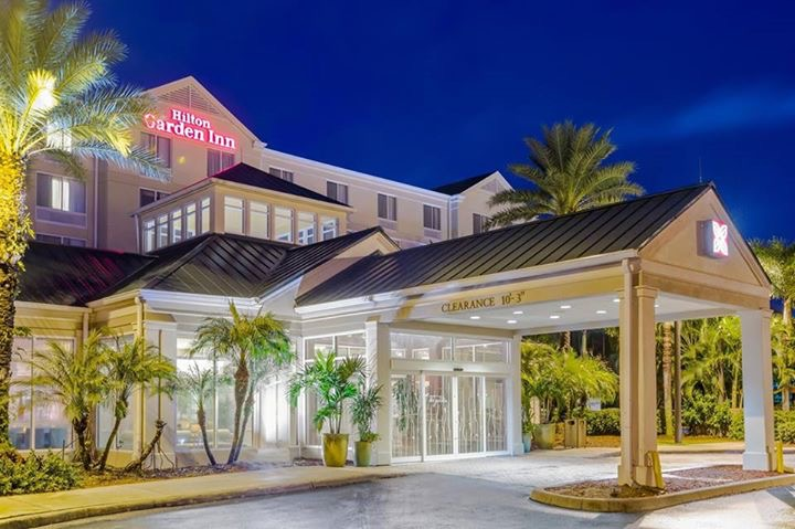 Hilton Garden Hotel 1
